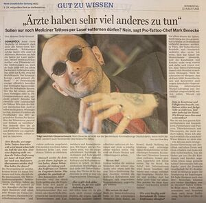 Tattoo laser mark benecke NOZ interview.jpg